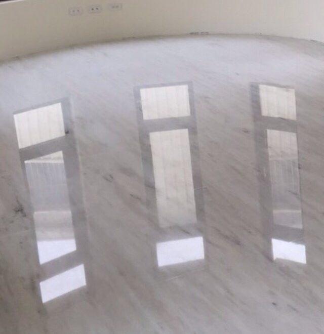 石材養護完成作品4-德安石神