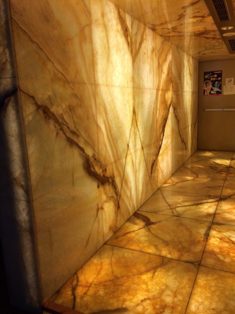 石材養護完成作品6-德安石神