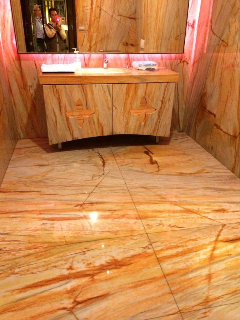 石材養護完成作品7-德安石神