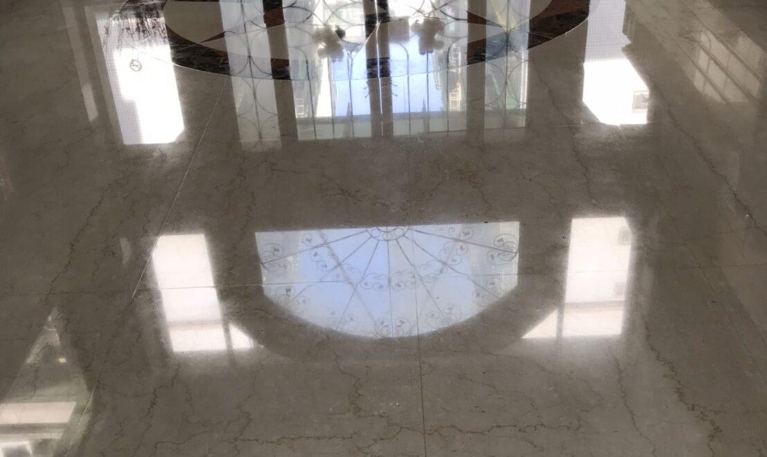 石材養護完成作品13-德安石神