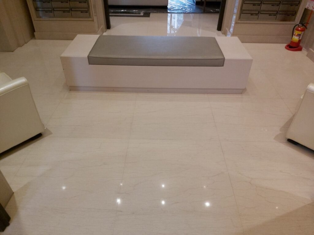 石材養護完成作品14-德安石神
