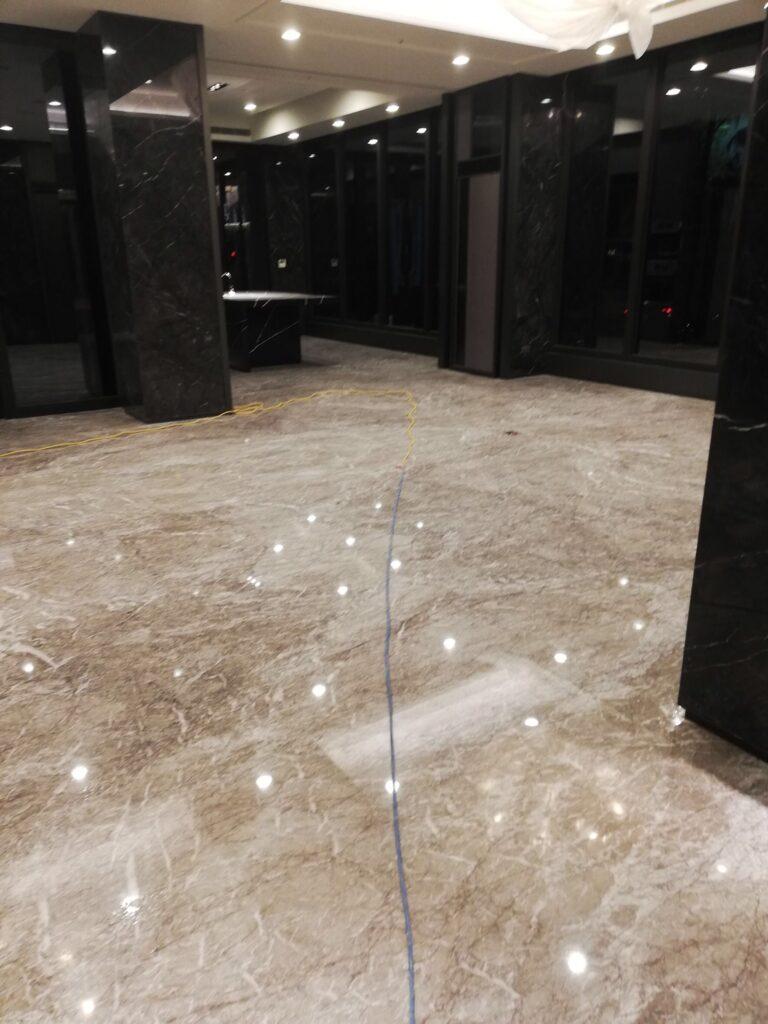 石材養護完成作品15-德安石神