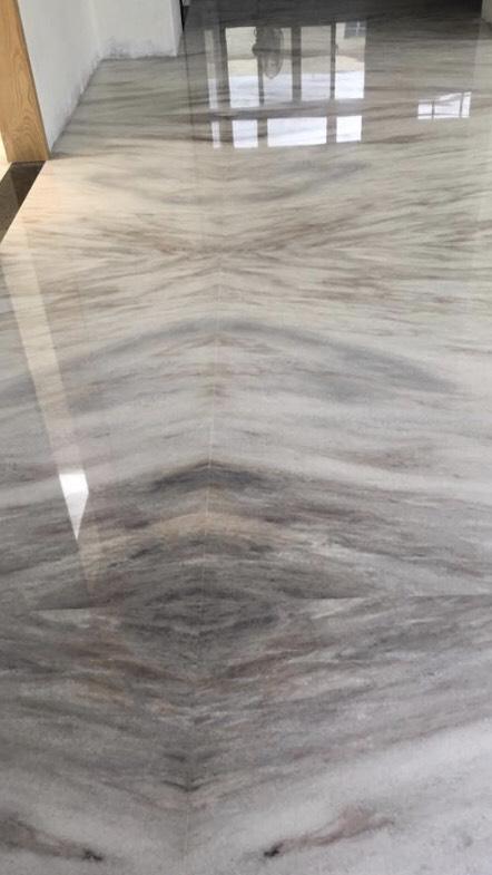 石材養護完成作品16-德安石神