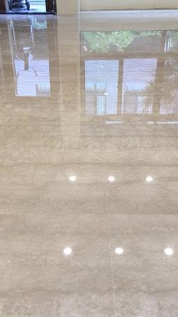 石材養護完成作品17-德安石神